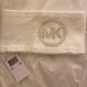 Michael Kors headband / ear warmers